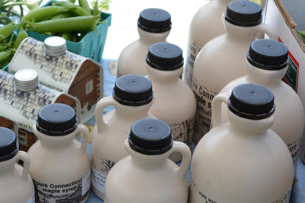 Ridgway Farms CT Maple Syrup